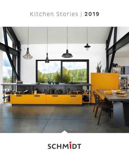 Kitchen Stories 2019 SCHMIDT Küchen und Wohnwelten
