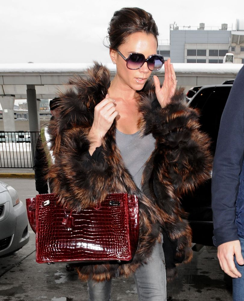 7bf8bbeee3 The Many Bags of Victoria Beckham