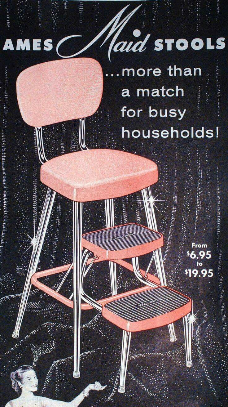 retro chair stool turquoise kitchen chairs cosco sears walmart target costco my