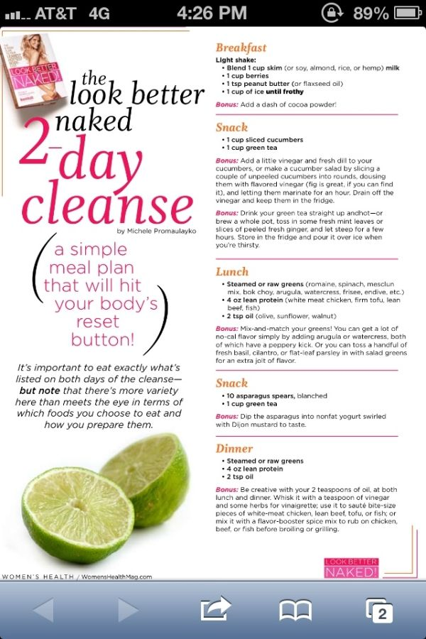 19++ Whole foods 2 day cleanse trends