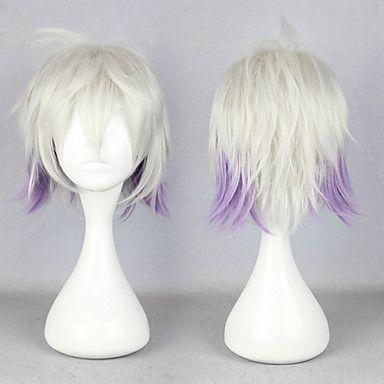 Cosplay Synthetic Wig Karneval