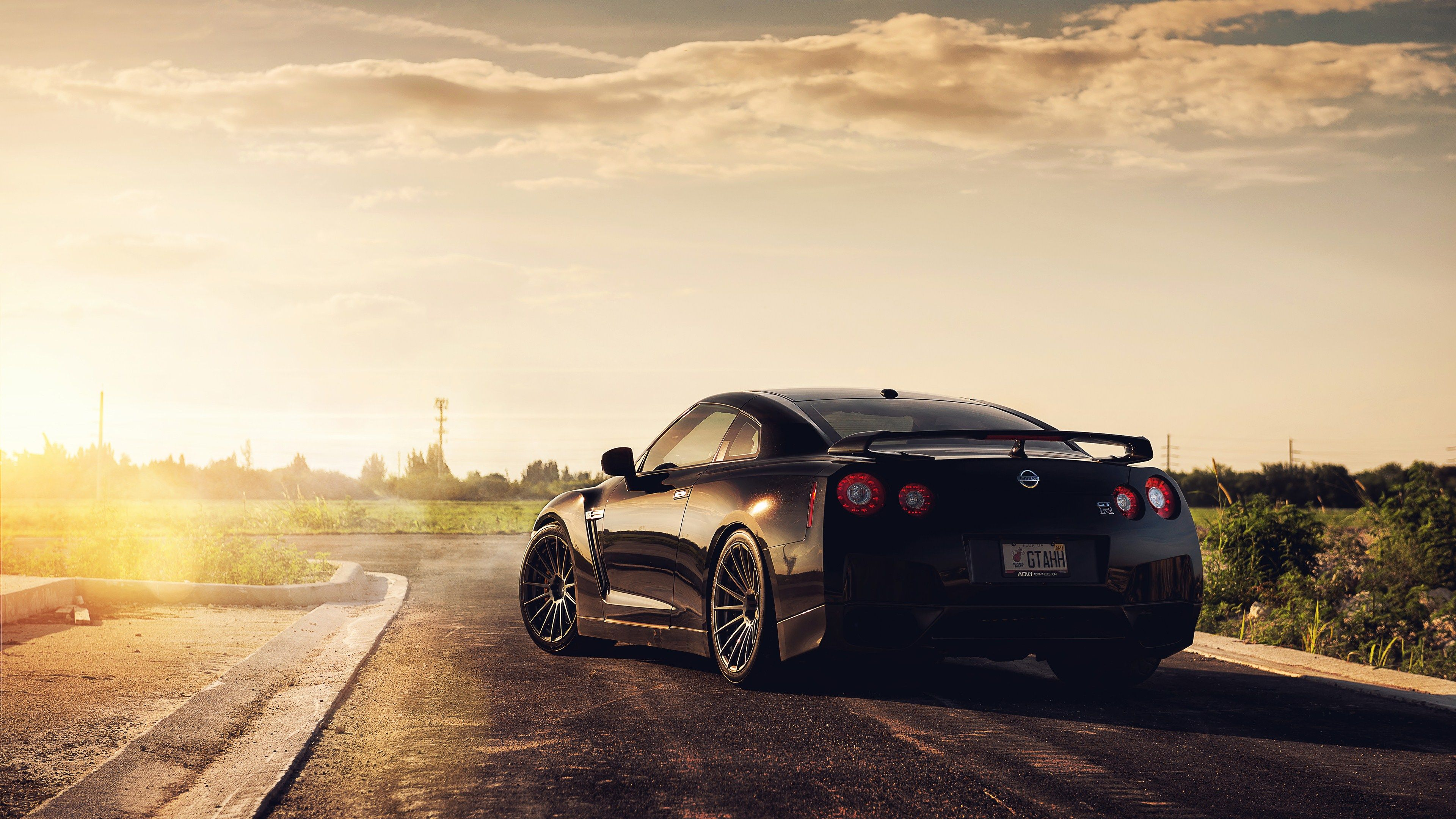 Download Nissan Car 4k Wallpaper Windows 10 R35 gtr