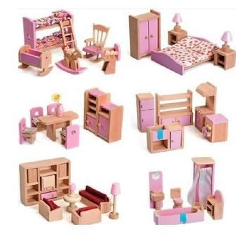 What To Consider When Buying A Doll House Furniture Set