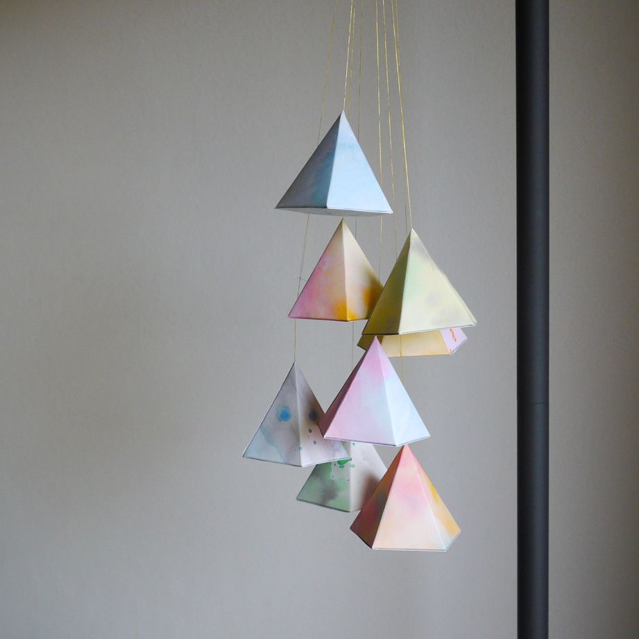 How to Make an Origami Crane for Your Hanging Wedding Decorations ... | 921x921