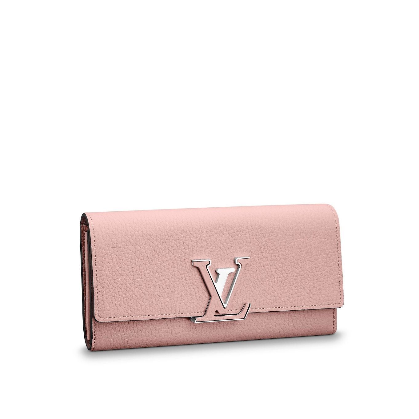 db161b3355 View 1 - Women - Capucines Wallet Taurillon Leather Women Small ...