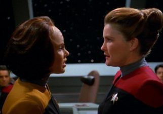 Applying The Bechdel Test To Star Trek Voyager