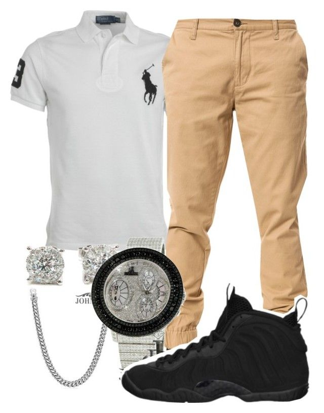 Rich man outfit