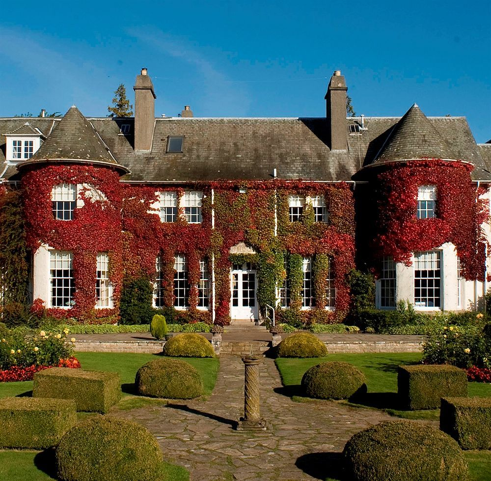 Rufflets Country House Hotel Is A Delightful Wedding Venue In St Andrews Fife Scotland