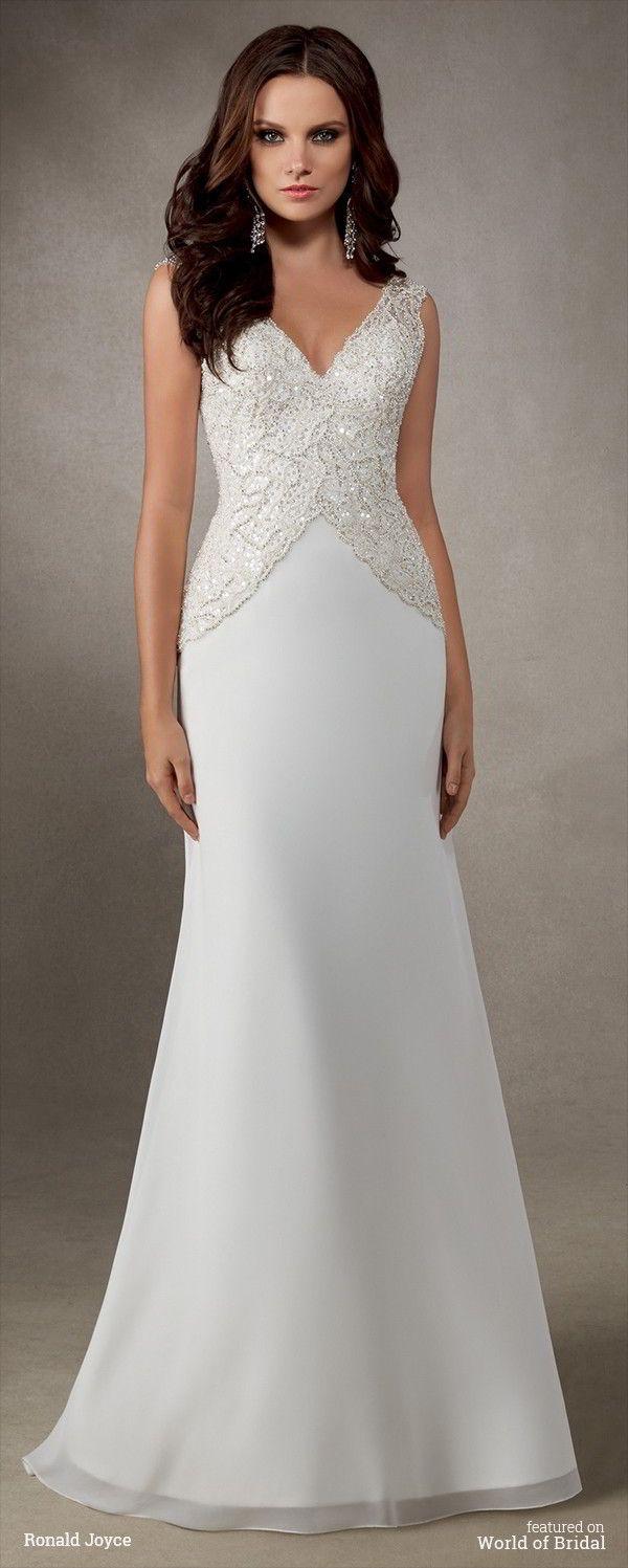 Ronald joyce wedding dresses veni infantino ronald joyce