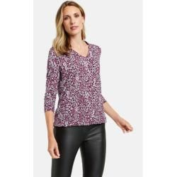 Photo of Gerry Weber 3/4 Arm Shirt mit Leodessin Pink Damen Gerry Weber
