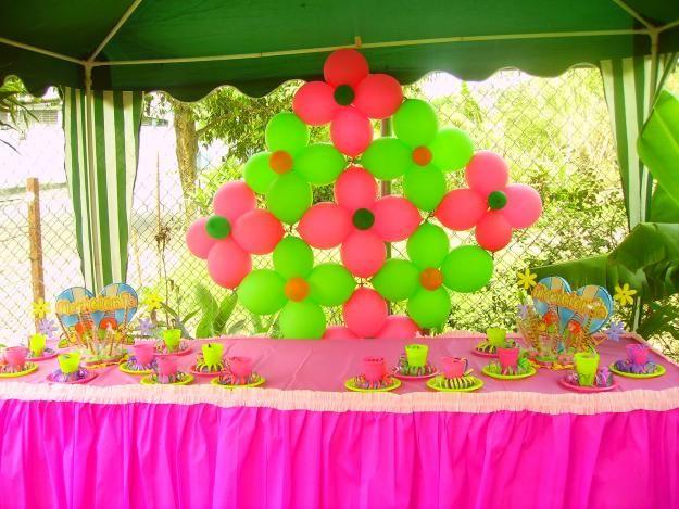 decoracin globos