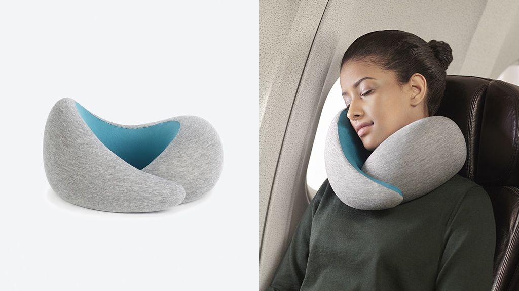 Ostrich Pillow Go Maximum Comfort Sleep For All Necks By Studiobananathings Kickstarter Neck Pillow Travel Best Travel Accessories Travel Pillow
