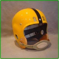 Pittsburgh 1950 Full Authentic Rk Throwback Football Helmet Football Helmets Football Pittsburgh Steelers Football