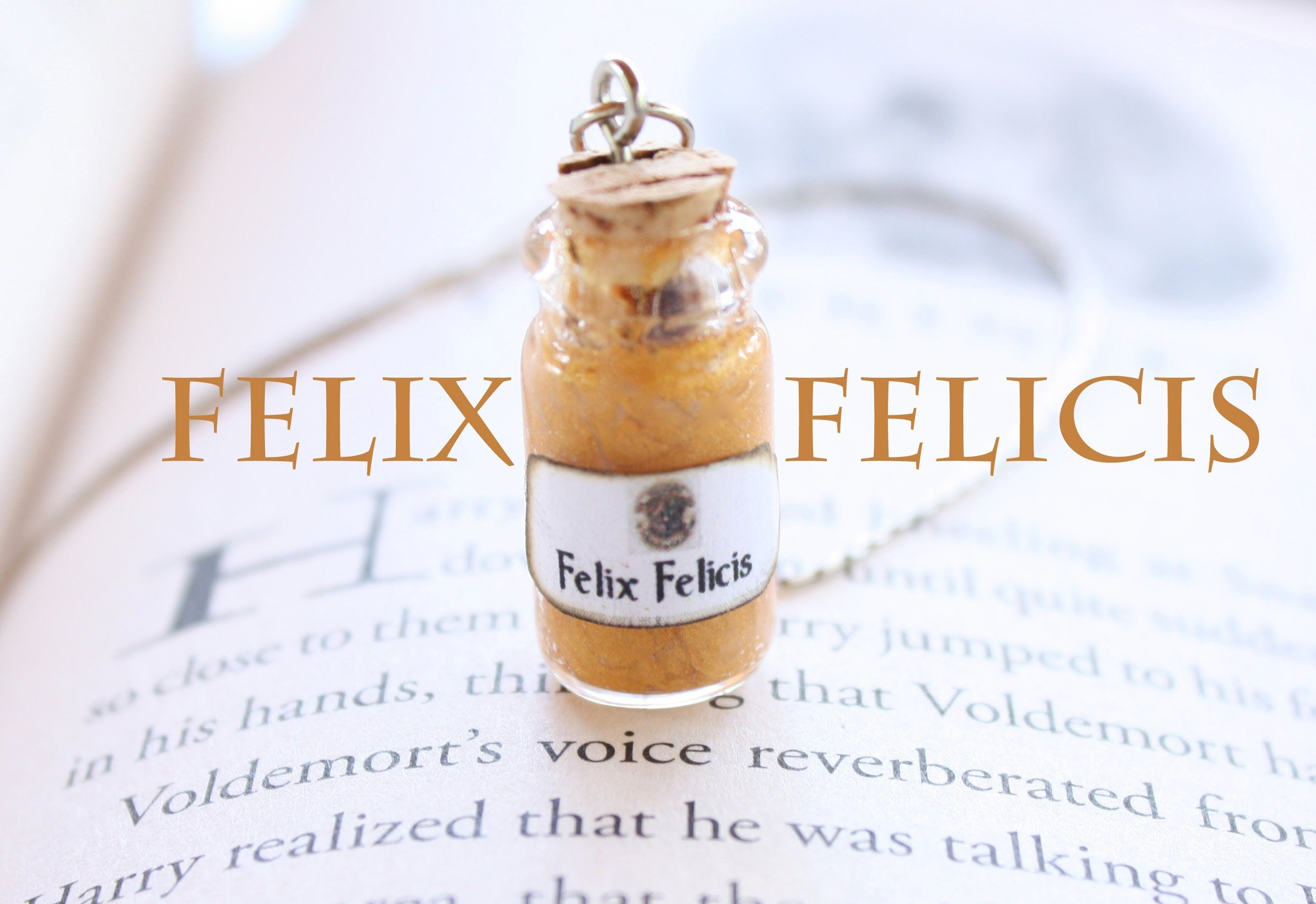 Felix Felicis : Harry Potter Potion Ep. # 5 | mini Halloween | Pinterest