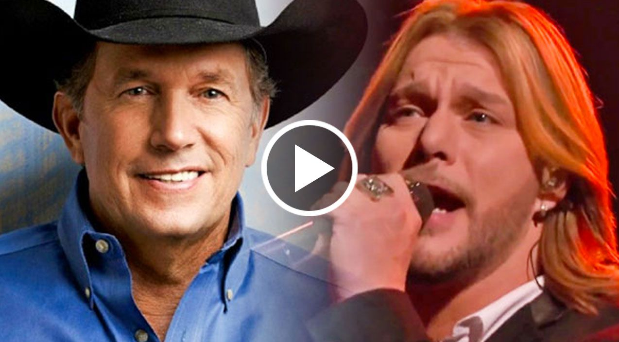 Craig Wayne Boyd Stuns With George Strait S You Look So Good In
