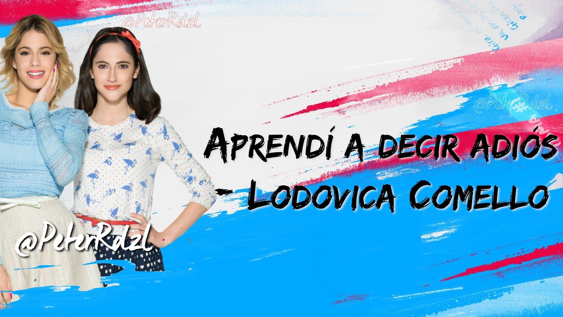 visión Distribuir desayuno  Violetta 3 - Aprendí a decir adiós - Lodovica Comello - Letra - HQ (con  imágenes) | Karaoke, Aprender a, Ropa dibujo