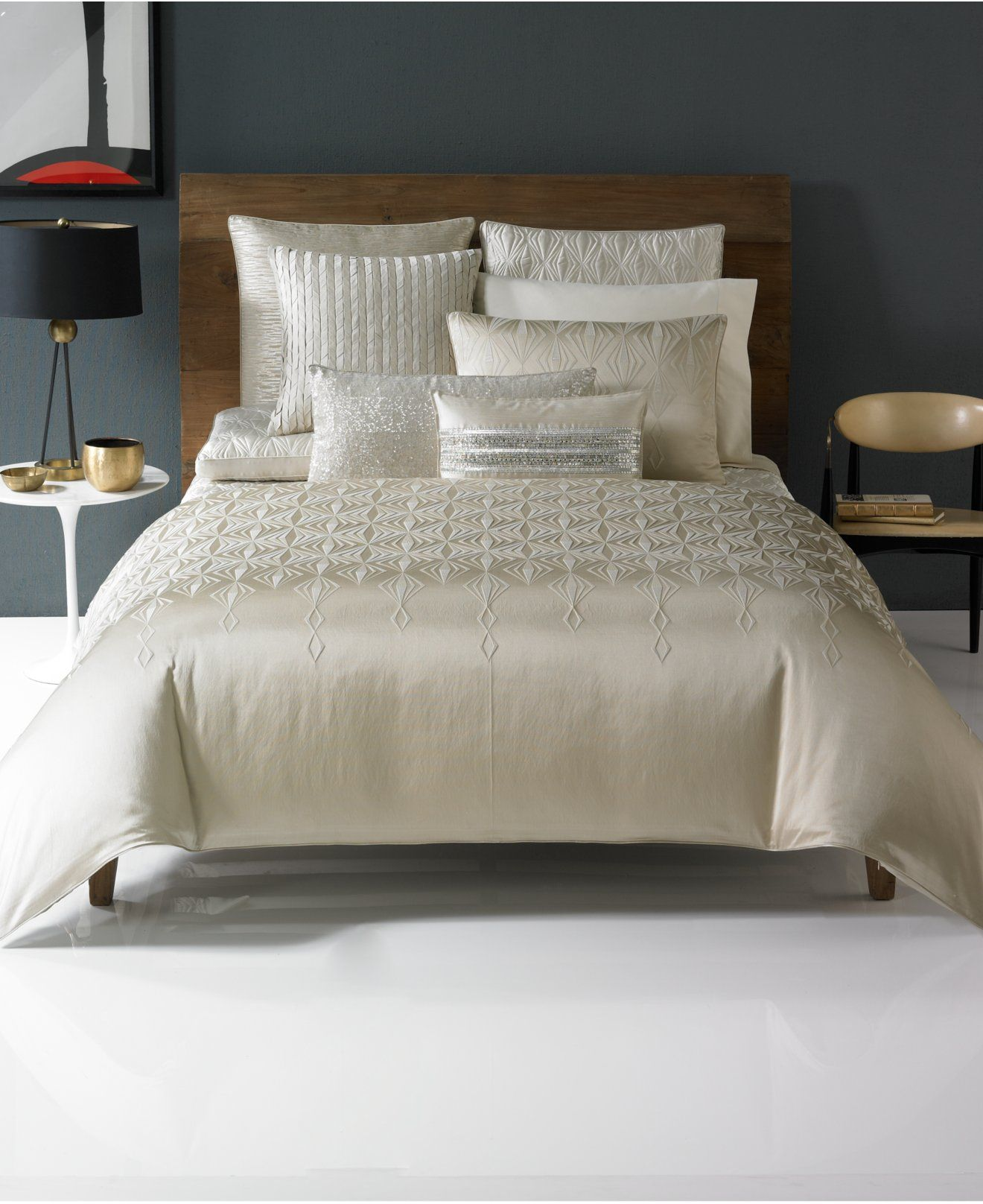 Hotel Collection Crystalle - Bedding Collections Bed & Bath Macy'