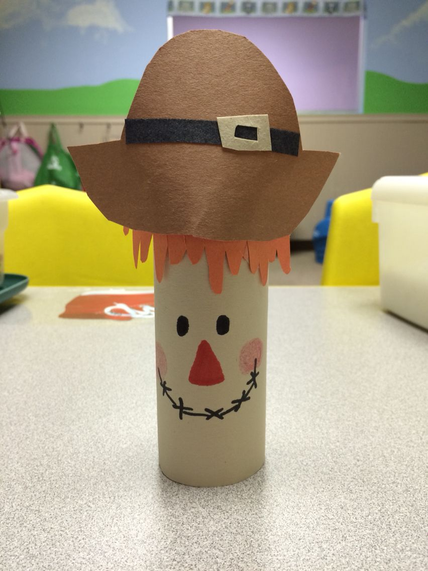 Toilet Paper Roll Crafts For Kids Halloween