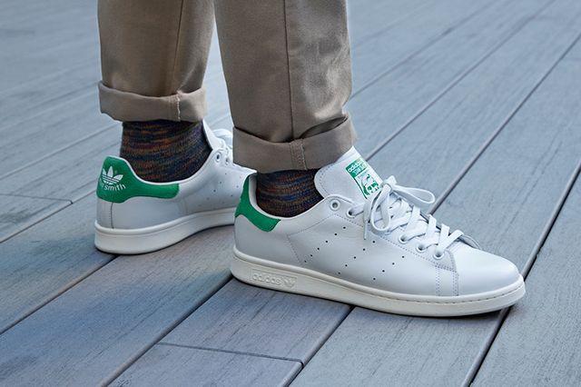official photos 8c168 01c5a ADIDAS STAN SMITH PRIMEKNIT | Sneaker Freaker | Style Inspo ...