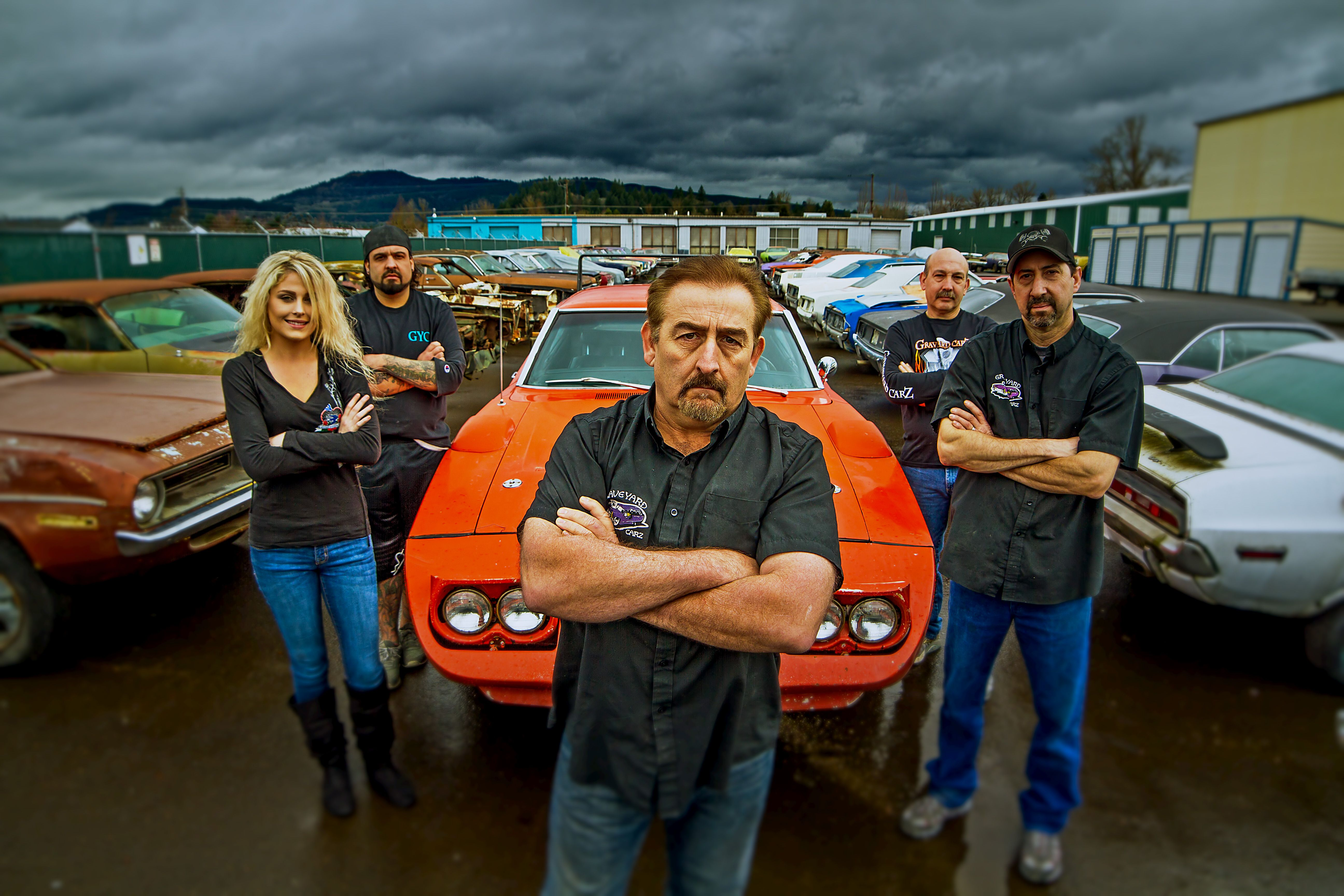 Graveyard carz is an american automotive reality tv show that restores late 1960s early 1970s