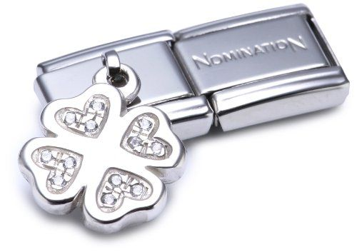 Nomination Composable Women's Bead Classic Charms 925 Silver Angel SBk69sr9Q