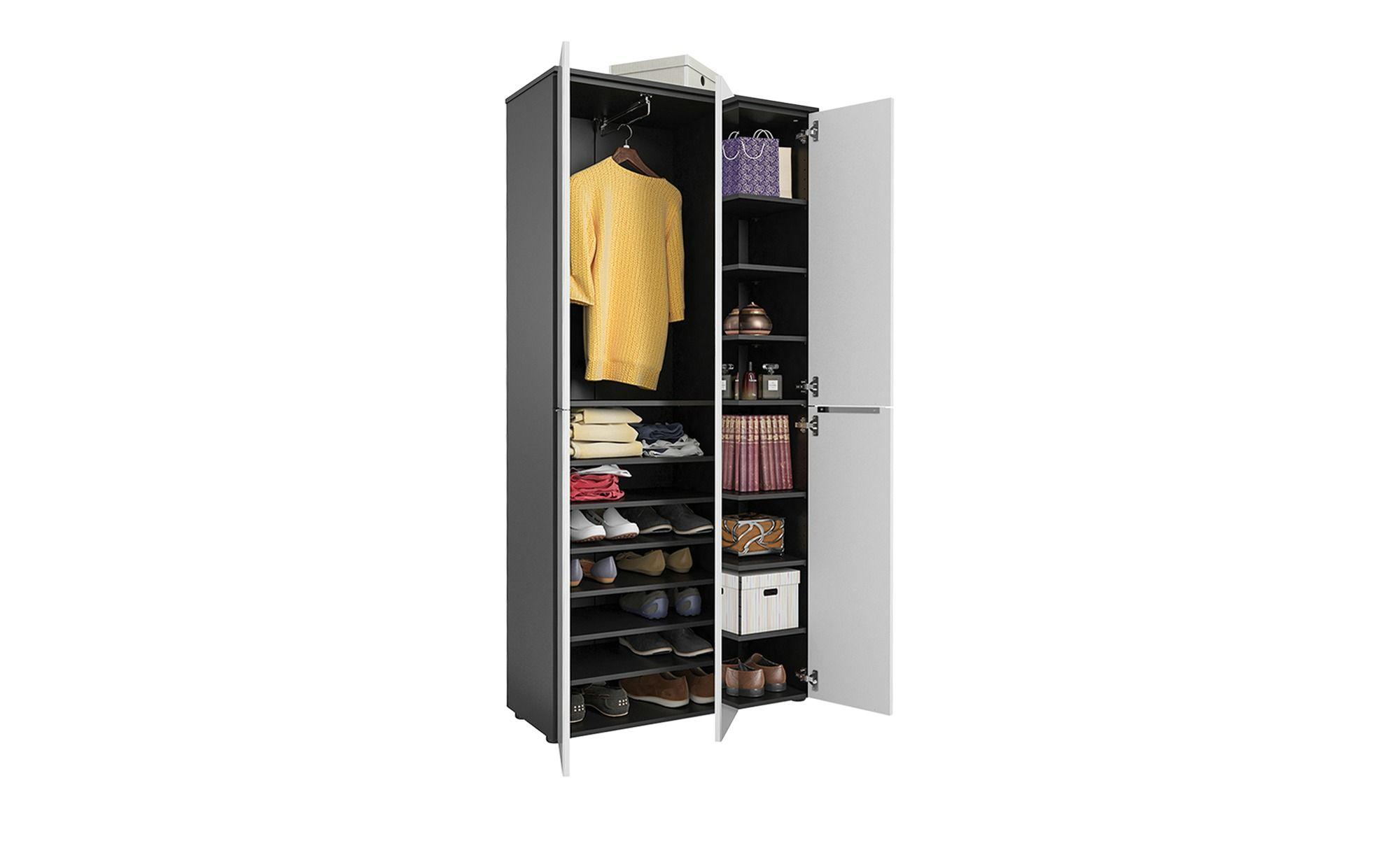 Garderobenschrank Vitreo Gefunden Bei Mobel Hoffner Garderobe