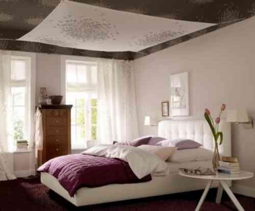Beautiful chambre a coucher deco romantique contemporary for Recherche chambre a coucher adulte