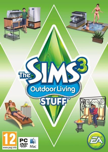 The Sims 3 Outdoor Living Stuff Pc Game Free Download Full Version