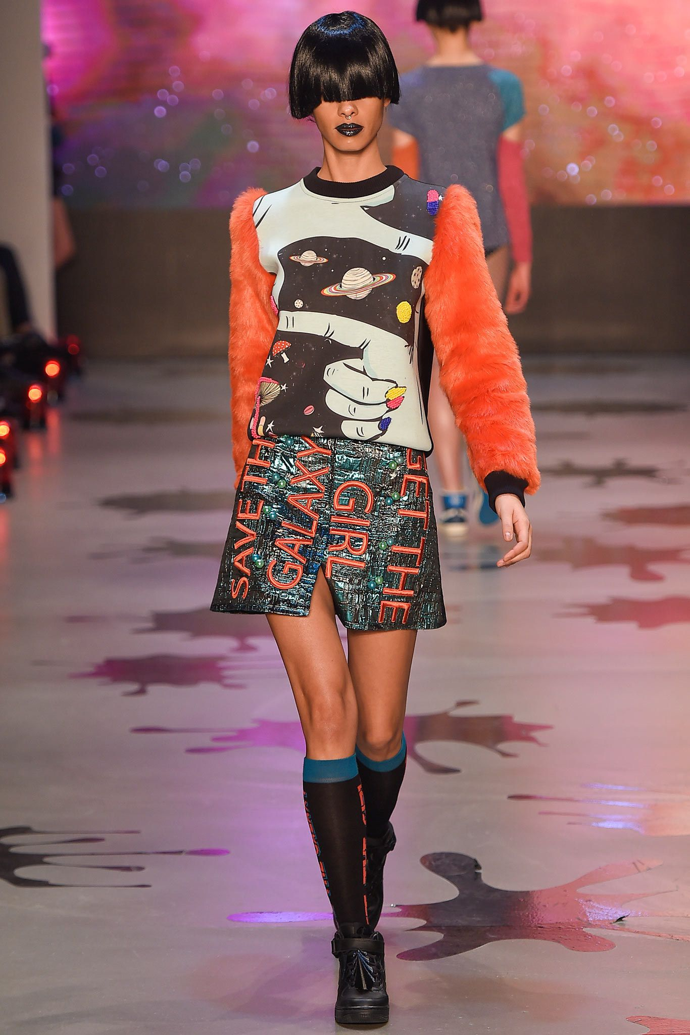 Maid in Love Istanbul Fall 2015 Fashion Show