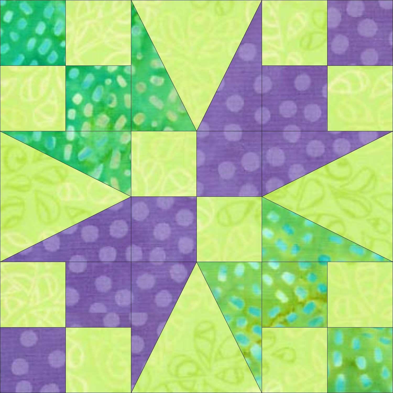 54-40 or Fight Quilt Block Tutorial | Paradise, Tutorials and Bird : mccalls quilt blocks - Adamdwight.com