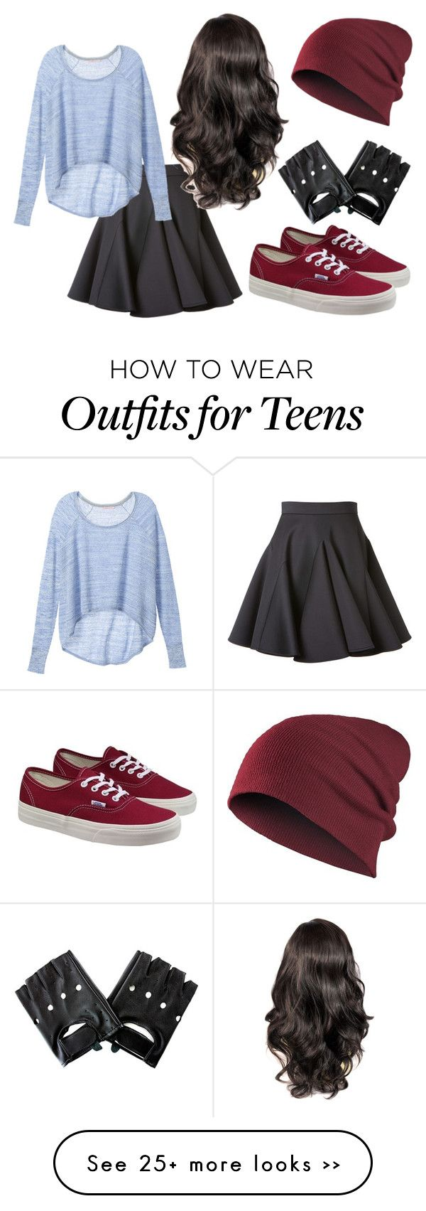Teens can be edgy