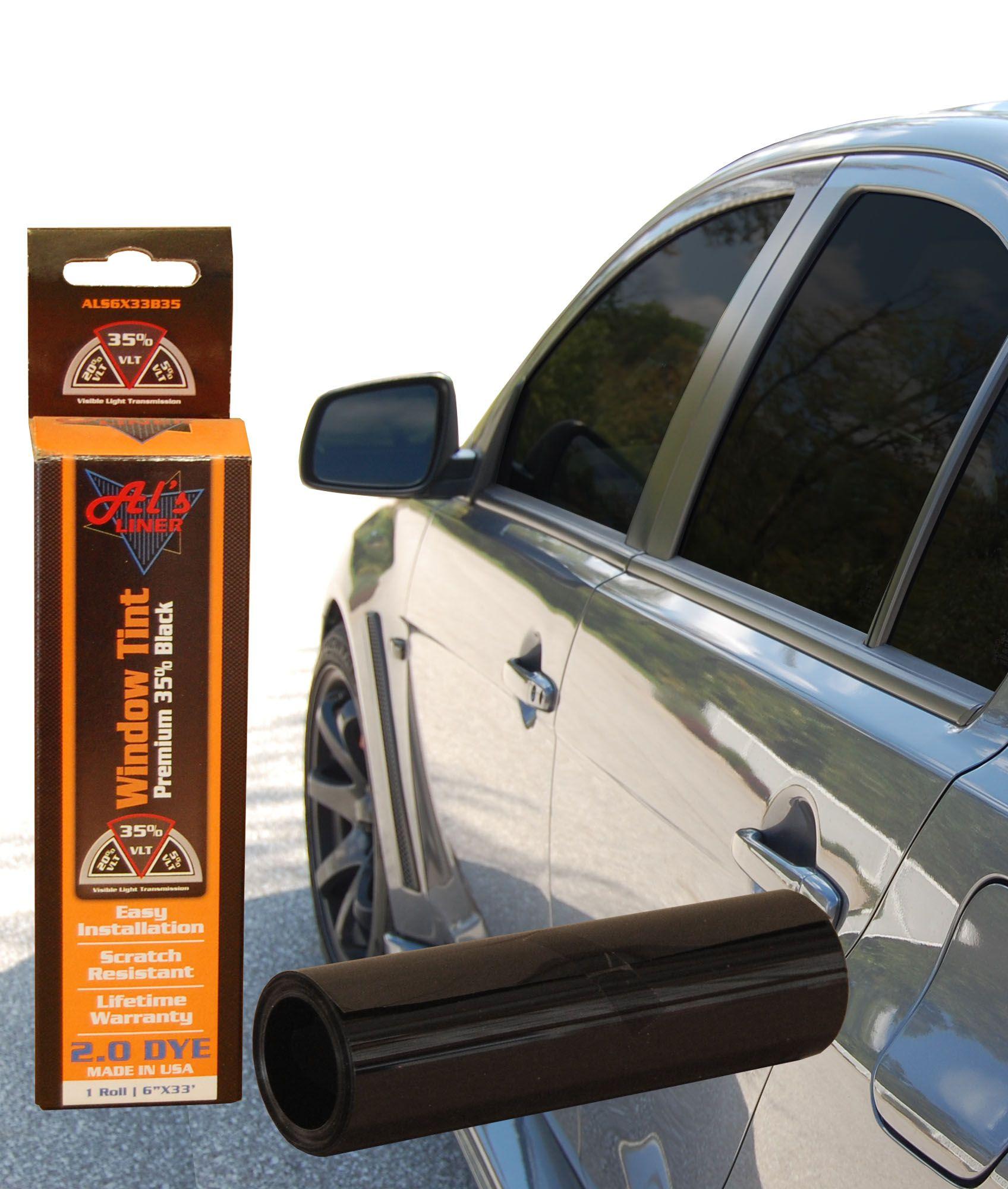 Motorntv Com Al S Liner Professional Series Diy Window Tint Kits