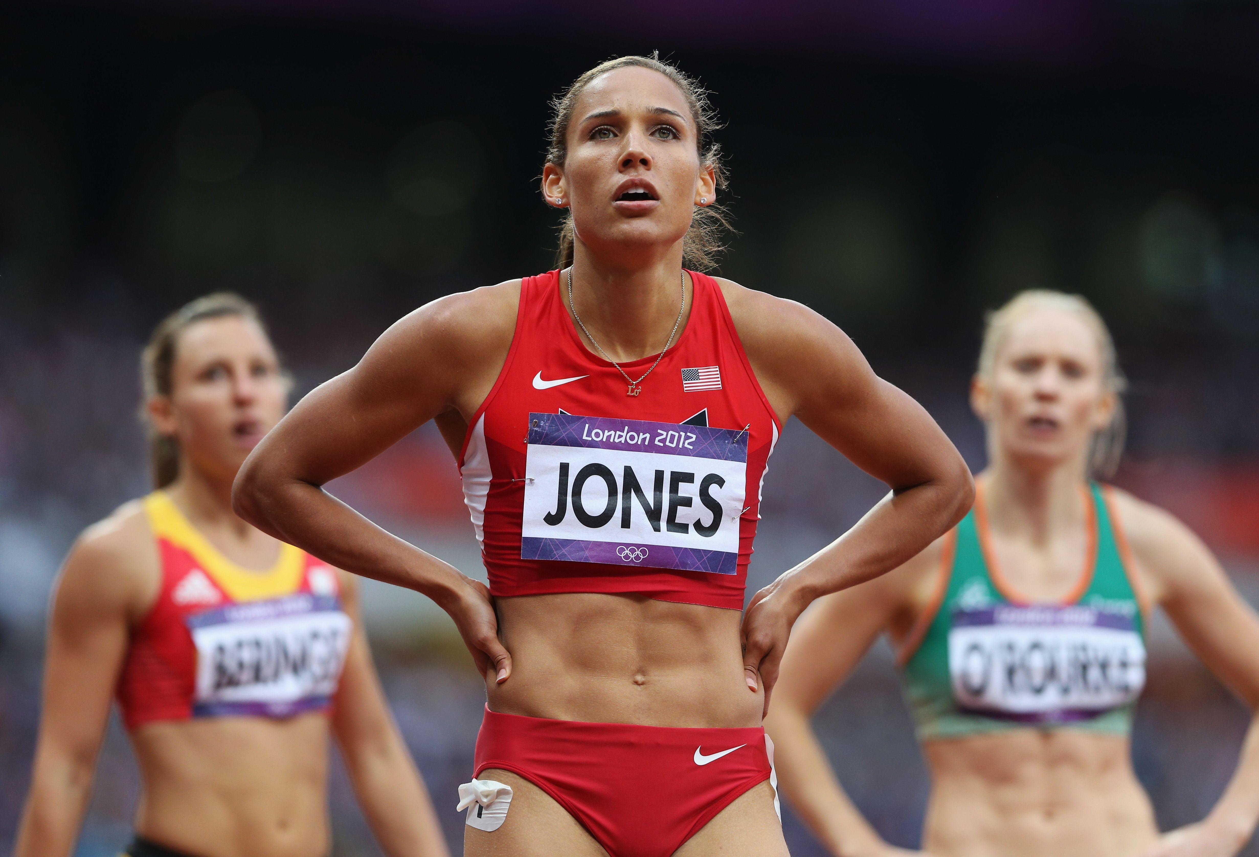 olympic hurdler jones crossword - HD4924×3352