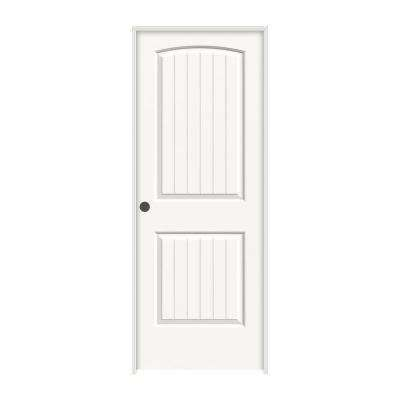 28 X 80 2 Panel 4 Panel Painted Prehung Doors Interior Closet Doors The Home Depot Prehung Interior Doors Doors Interior Prehung Doors