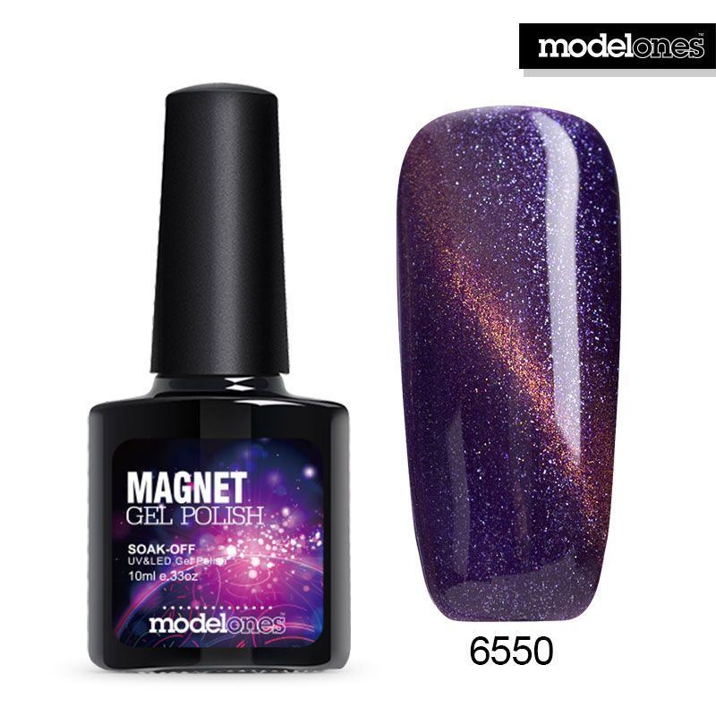 Aliexpress.com : Buy Modelones 10ML Magnetic Cat Eyes Nail Gel ...