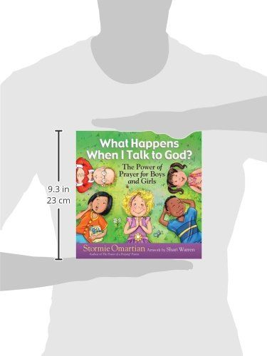 What Happens When I Talk to God?: The Power of Prayer for Boys and Girls (The Power of a Praying Kid): Stormie Omartian, Shari Warren: 8601400718902: Amazon.com: Books