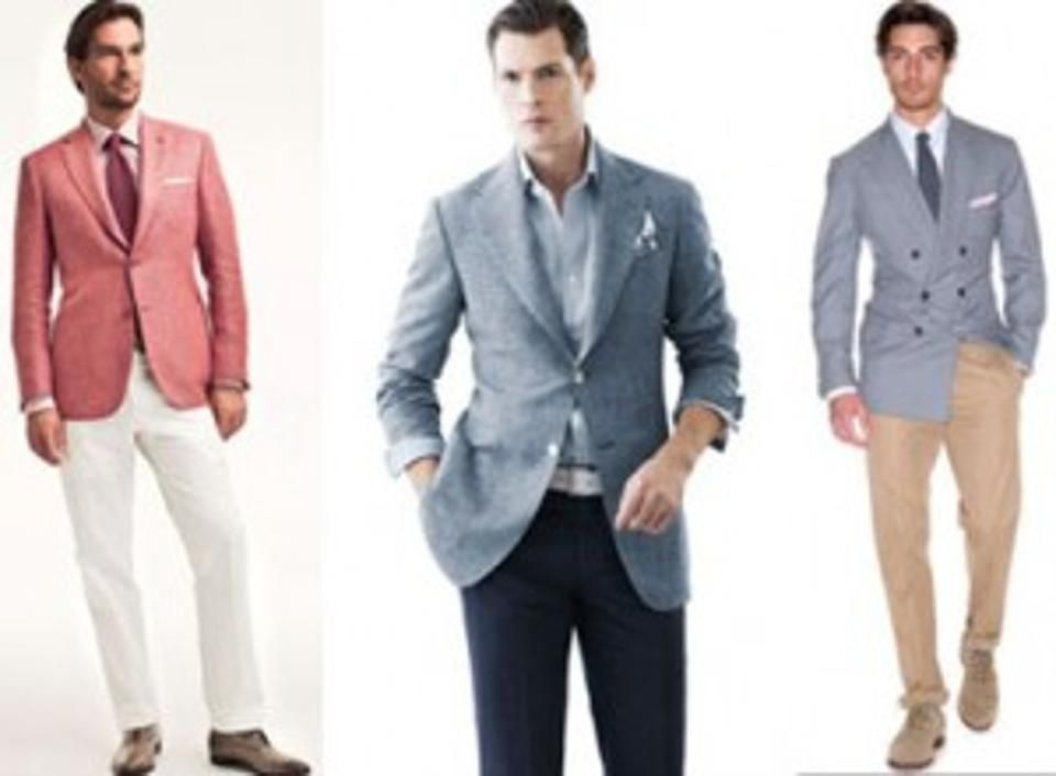 How To Dress Like An Italian Man