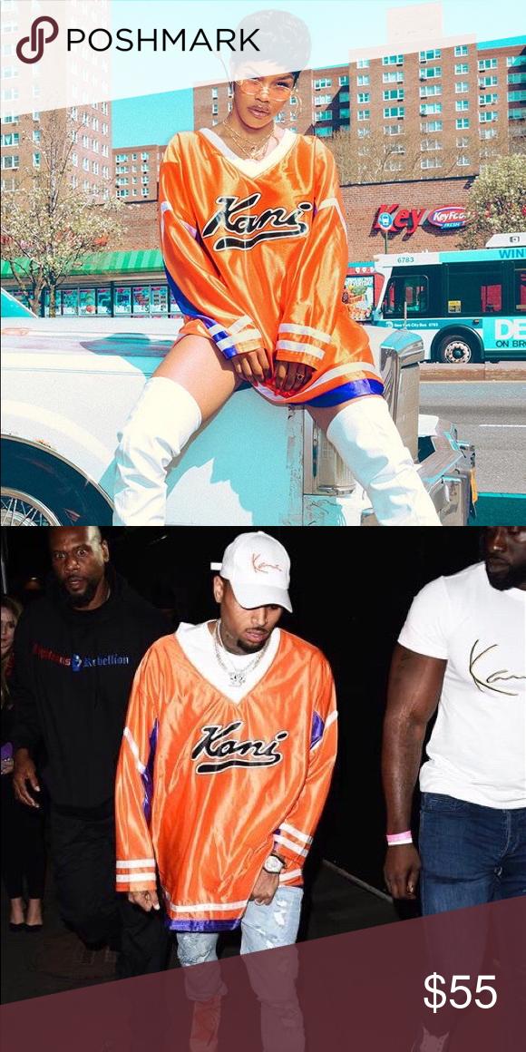 e16e27f5564d8 Pretty Little Thing Karl Kani Baseball Dress Brand new with tags ...
