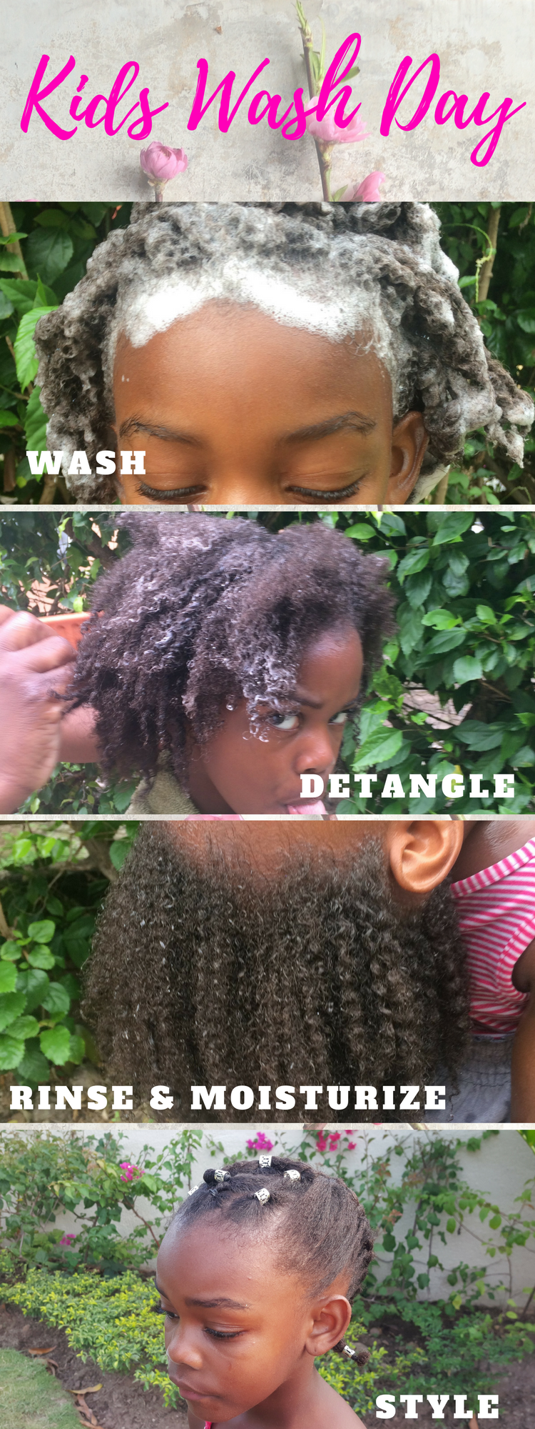 Easy kids wash day bloggers all over the world pinterest