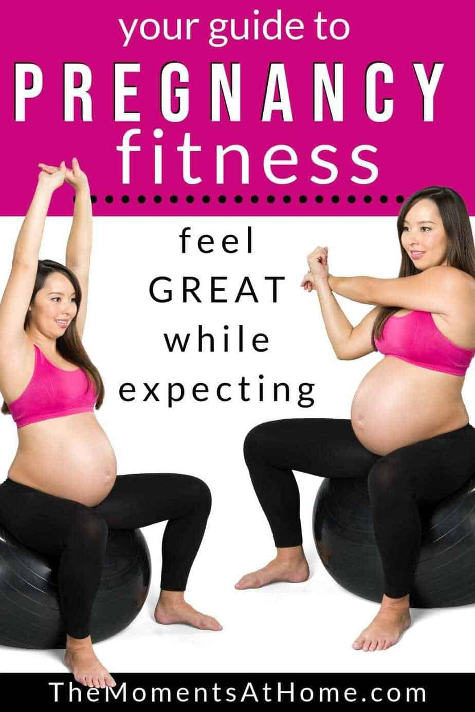 Can You Get In Shape While Pregnant Pin On Pregnancy Birth Breastfeeding