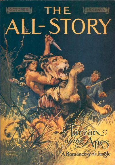The Birth of Tarzan - Neatorama