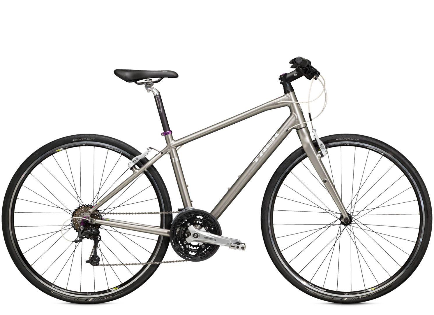 7 4 Fx Wsd Duotrap S Trek Bicycle Trek Bicycle Trek Bikes Womens Bike
