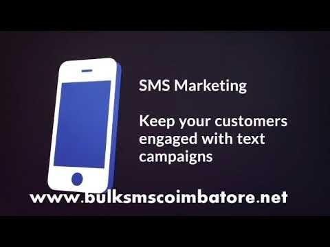 bulk sms marketing service provider coimbatore - www - resume maker app
