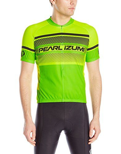 Pearl Izumi Ride Mens Select Jersey Subline Viz Large -- For more  information 1ddc7b6a2