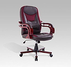 Brilliant Homcom High Back Office Swivel Executive Leather Desk Chair Andrewgaddart Wooden Chair Designs For Living Room Andrewgaddartcom
