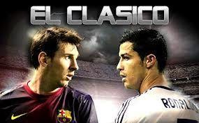 Classico Messi Ronaldo Bar 1 Vs Ream 2 Barcelona Vs Real Madrid Messi Vs Ronaldo Lionel Messi Ronaldo