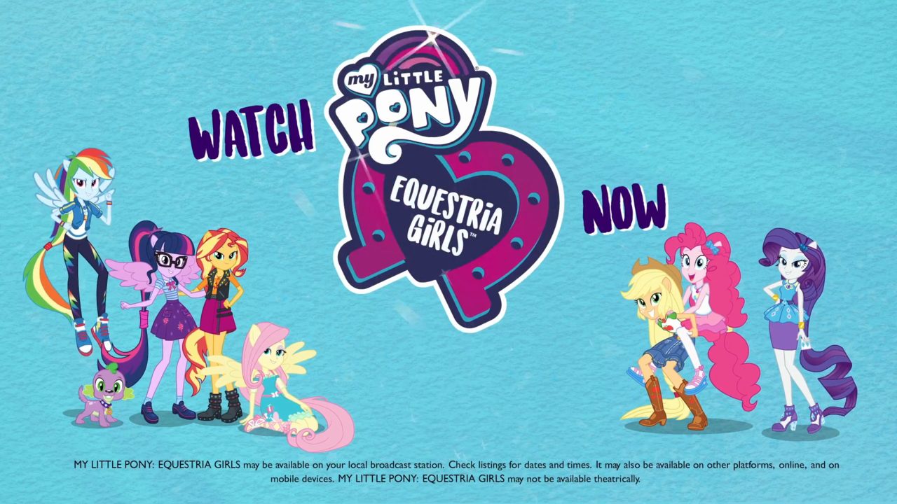 "Rainbow My Little Pony Friendship is Magic season 7 Poster  24x36/"" or  27/""x 40/"""