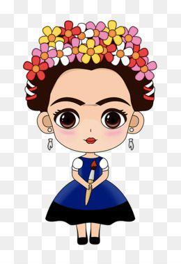 Frida Kahlo Camiseta Mexico Png Imagenes Frida Kahlo Caricatura Frida Kahlo Dibujo Imagenes De Frida Kahlo