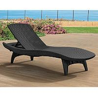 Keter Chaise Lounger Sam S Club Pool Decor Outdoor Loungers Outdoor Chaise Lounge