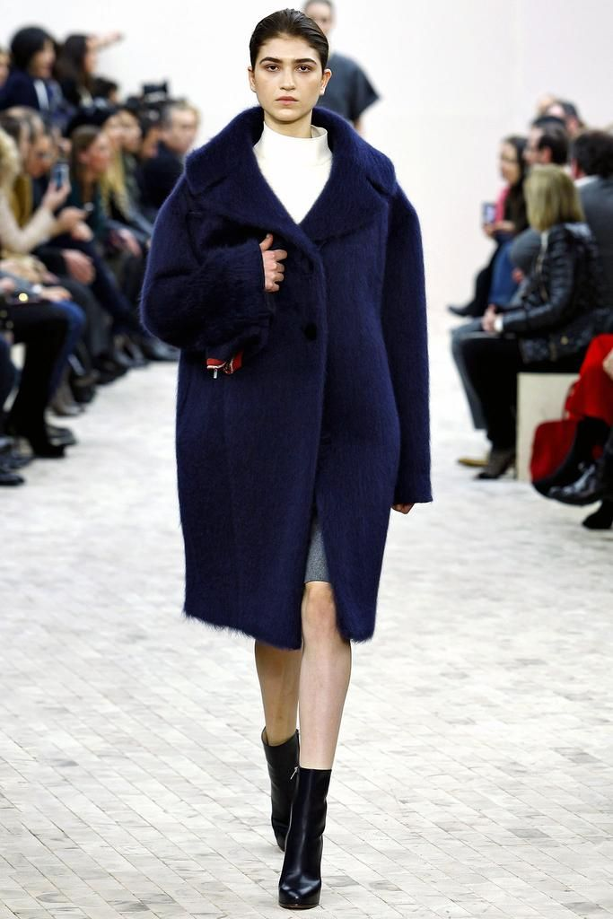 Céline Fall 2013 Ready-to-Wear - Collection - Gallery - Look 1 - Style.com